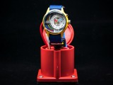 The Electricianz The Cable watch, yellow