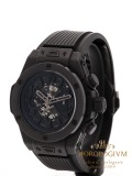 Hublot Big Bang Ceramic UNICO 45MM Ref. 411.CI.1110.RX Limited Edition 1000 pcs watch, brushed black