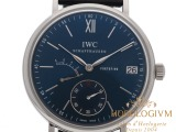 IWC Portofino 8 Days Ref. IW510106 watch, silver
