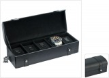 Beco Watch Collector's Box Piano Silk 5, black