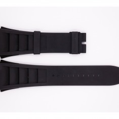 Rubber Richard Mille Strap, mat black