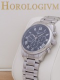 Longines Master Collection Chronograph watch, silver