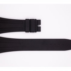 Rubber Audemars Piguet Royal Oak Offshore Strap, dark (navy) blue