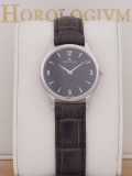 Jaeger-LeCoultre Master Control Ultra-Thin watch, silver