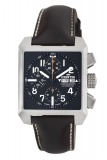 Fortis Square Chronograph 667.10.41 L.16 Watch, silver