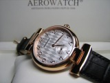 Aerowatch Harlequin Classic A 31932 RO02 watch, rose gold
