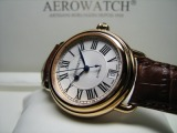Aerowatch 1942 Automatic A 60900 R107 watch, rose gold