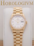 Rolex Day-Date Yellow Gold with Diamonds watch, yellow gold