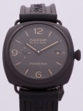 Panerai Radiomir Black Seal PAM00505 watch, black