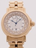 Breguet Marine Hora Mundi watch, yellow gold