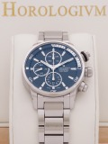 Maurice Lacroix Pontos S Chronograph watch, silver