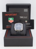 Tag Heuer Silverstone Limited 1860 pcs watch, silver