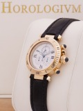 Cartier Pasha 35MM Chronograph Yellow Gold watch, yellow gold