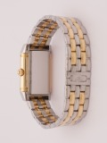 Jaeger-LeCoultre Reverso Duetto watch, two - tone (bi - colored) silver and yellow gold