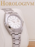 "Rolex Datejust II ""Silver Dial"" watch, silver"