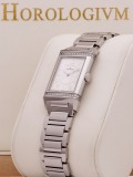 Jaeger-LeCoultre Grande Reverso Lady Ultra Thin watch, silver