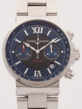 Ulysse Nardin Maxi Marine Chronograph 41MM watch,
