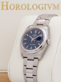 Rolex Datejust 36MM Blue Dial watch, silver
