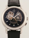 Zenith Chronomaster Open XXT Grande Date 45MM watch, silver