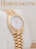 Rolex Day-Date 36MM YG White Dial watch, yellow gold