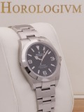 Rolex Explorer I – 39MM watch, silver