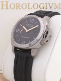 Panerai Luminor 1950 3 Days Automatic Titan PAM00352 watch, silver