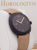 Panerai Radiomir Composite 3-Days Manual Wind 47MM PAM00504 watch, matte black