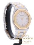 Audemars Piguet Royal Oak Two-Tone 36 MM watch, two tone (bi - colored) silver and yellow gold